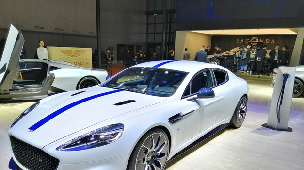 Katere spremembe lahko pričakujemo v Aston Martinu po prihodu Mercedesa? (foto: Arhiv AM)