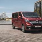Premiera: Renault Trafic ob 40. obletnici združuje najboljše lastnosti osebnih avtomobilov in kombijev (foto: Renault)