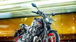 Yamaha MT-07 je dobila krilca