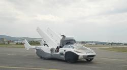 Leteči avtomobil? Naslednji prihaja iz Slovaške (video)