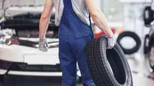 Menjava pnevmatik je ključnega pomena pri varni vožnji
