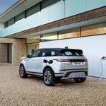 Range Rover Evoque PHEV - Evoque novega desetletja (foto: Matthew Howell)