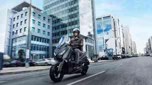 Bo Yamaha kmalu predstavila hibridni skuter?