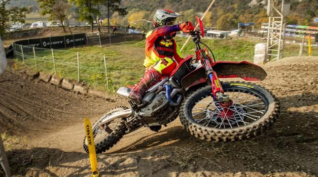 MXGP: Gajser z zmago le še potrdil svojo prevlado (foto: Bavo Swijgers (Honda))