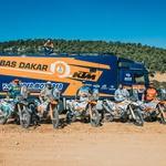 Dakar 2021: Marčič pripravljen bolj, kot kadarkoli doslej (foto: Simon Marčič Racing Team)