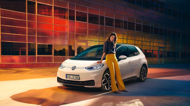 To je Volkswagen, ki razbija vse mite o električnih avtih (foto: PROMO)