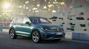 Več športnega duha, varnosti in udobja za svežega Volkswagen Tiguana, tudi v Sloveniji