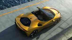 Premiera: prvi Ferrarijev priključni hibrid kokipt nastavil soncu
