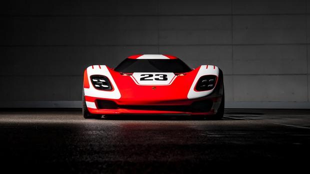 Porsche odprl vrata v svoje arhive in razkril doslej nevidene koncepte (galerija)