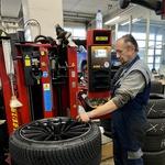 Zima 2020/20121: Pnevmatike ostajajo enake – a le v osnovi! (foto: Špan Center Mobilnosti)