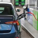 Octavia z oznako G-TEC omogoča tudi pogon s pomočjo stisnjenega zemeljskega plina (CNG). (foto: Škoda Auto)