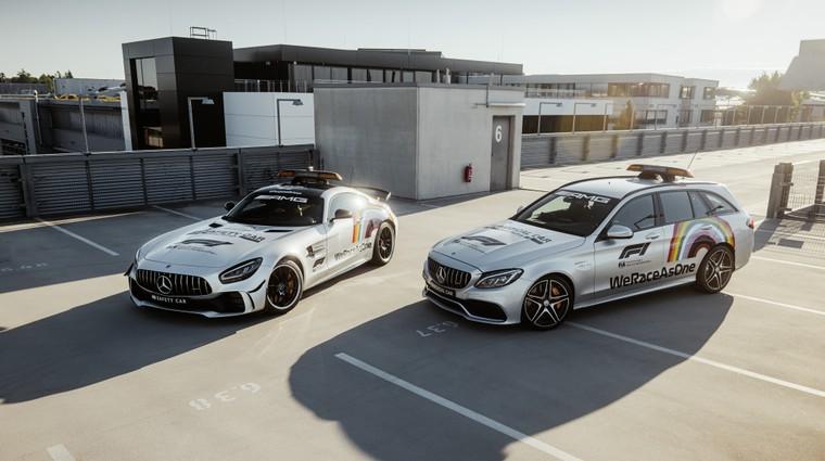 Formula 1: Mercedes-Benz izgublja status edinega varnostnega avtomobila (foto: Daimler AG)