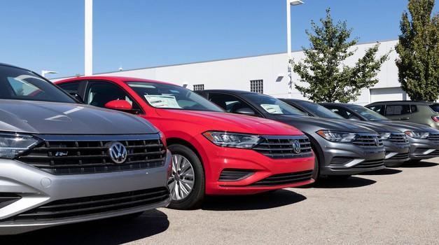 Nemška avtomobilska industrija končno deležna pomoči (foto: Profimedia)