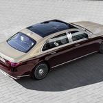 Premiera: Mercedes-Maybach razred S - ostaja posebnež in stremi k vrhu (foto: Daimler)