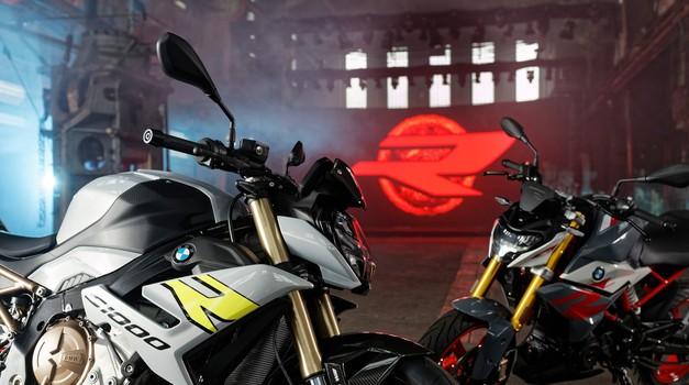 Premiera: BMW g 310 R in S 1000 R - David in Golijat sta pripravljena (foto: BMW)