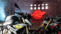 Premiera: BMW g 310 R in S 1000 R - David in Golijat sta pripravljena