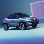 Renaultov prihodnji križanec sili na neurejene podlage (foto: Renault)