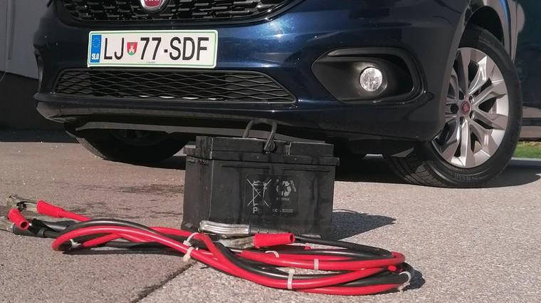 Zima 2020/2021: Akumulator - kako vedeti, kdaj je iztrošen, na kaj paziti pri nakupu novega? (foto: Tomazič)