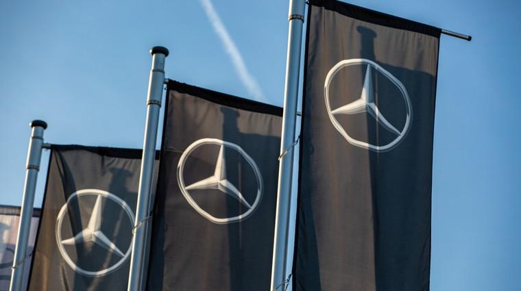 Daimler in Geely v skupen razvoj pogonskih rešitev prihodnosti (foto: Profimedia)