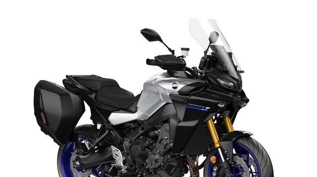 Nov motor, novo ime - Yamaha Tracer 9 in Tracer 9 GT (foto: yamaha press)
