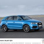 Rabljen avtomobil: Audi Q3 (2011-2018) - Edina težava je – cena! (foto: Audi)