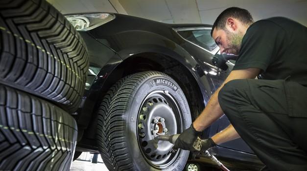Zima 2020/20121: Celoletne pnevmatike - še vedno le kompromis (foto: Michelin)