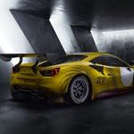 Je Ferrari že vrgel rokavico Lamborghiniju in Huracanu STO? (foto: Ferrari)
