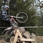 Trial ovire so primerne za učenje občutkov na sklopki in ravnotežje. (foto: Gas Gas)