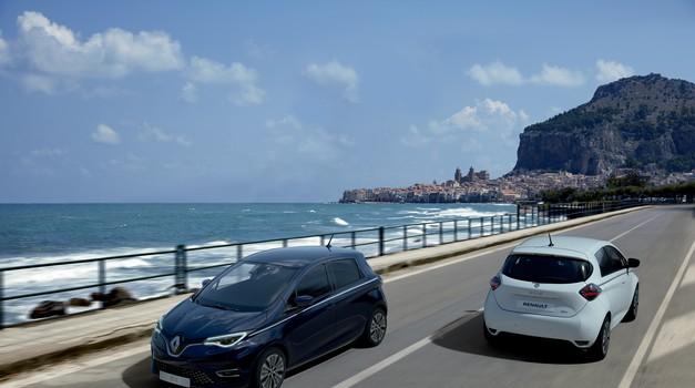 Green NCAP: električni na vrhu, Mercedes-Benz dokazuje, da so lahko čisti tudi dizli (foto: Renault)