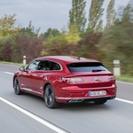 Novo v Sloveniji: Volkswagen Arteon in Tiguan - prodajni apetiti so visoki (foto: Volkswagen)
