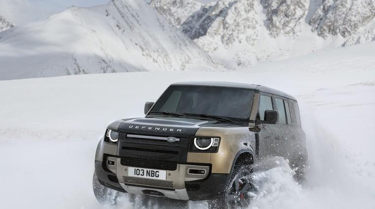 Land Rover Defender - Avto za prave moške (foto: Land Rover)