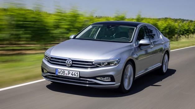 Neuradno: Volkswagen Passat se poslavlja, tu je razlog (foto: Volkswagen)