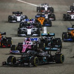 Formula 1, VN Bahrajna (1. dirka): Čudež v Bahrajnu (foto: Daimler AG)
