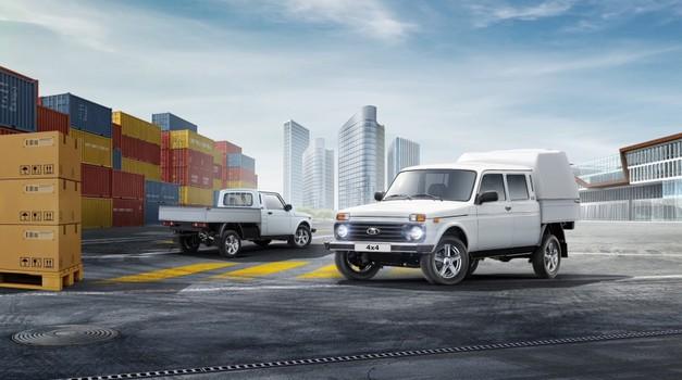 Lada 4x4 dobiva nove karoserijske izvedbe (foto: Lada)