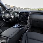 Novo v Sloveniji: Hyundai Tucson - predhodnika je zamenjal na vrhuncu (foto: Hyundai)