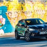 Renault Captur: 2 točki (foto: Arhiv AM)