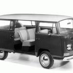 70 let Volkswagen Transporterja: Več kot samo kombi (pregled vseh modelov od leta 1950) (foto: Vw)