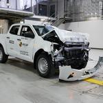 Novih pet najvišjih ocen na preizkusnih trkih - pa tudi dve (pod) povprečni oceni (foto: Euro NCAP)