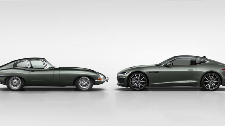 Jaguar F-type Heritage 60 Edition je moderna ireinkarnacija legendarnega E-type-a (foto: Jaguar)