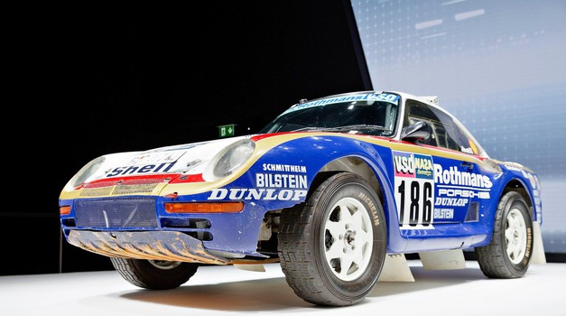 Dakar 2021 bo dirka reli legend (foto: Profimedia)
