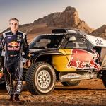 Dakar 2021 bo dirka reli legend (foto: Red Bull)
