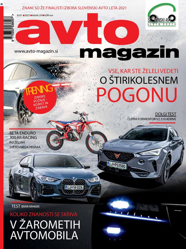 Avto magazin - 01/2021