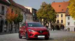 Premiera: to sta najbolj slovenska Clio in Twingo!