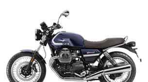 Moto Guzzi V7 850 (2021) - odslej z večjim in močnejšim motorjem