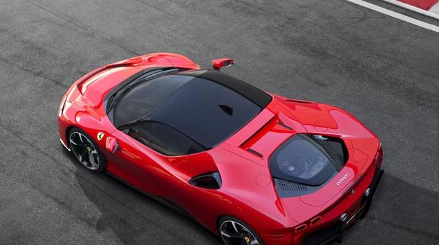 Je Ferrari vendarle dobil novega generalnega direktorja? (foto: Ferrari)