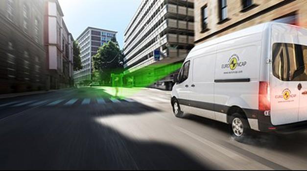EuroNCAP: to so lahka gospodarska vozila, ki jih organizacija iz varnostnih zadržkov odsvetuje (foto: Euro NCAP)