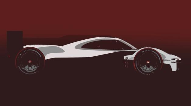 V elitni razred vztrajnostnih dirk se vrača tudi Porsche (video)! (foto: Porsche)