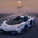 V Sant'Agati pripravili še eno dirkaško specialko (foto: Lamborghini)