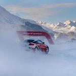 Šole zimske vožnje: Poučna zabava (foto: Audi Sports ComMuNiCaTio)