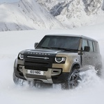 Šole zimske vožnje: Poučna zabava (foto: Land Rover)